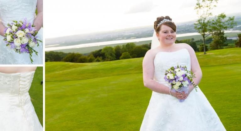 gower golf club wedding � lyndsey amp luke 187 gareth jones