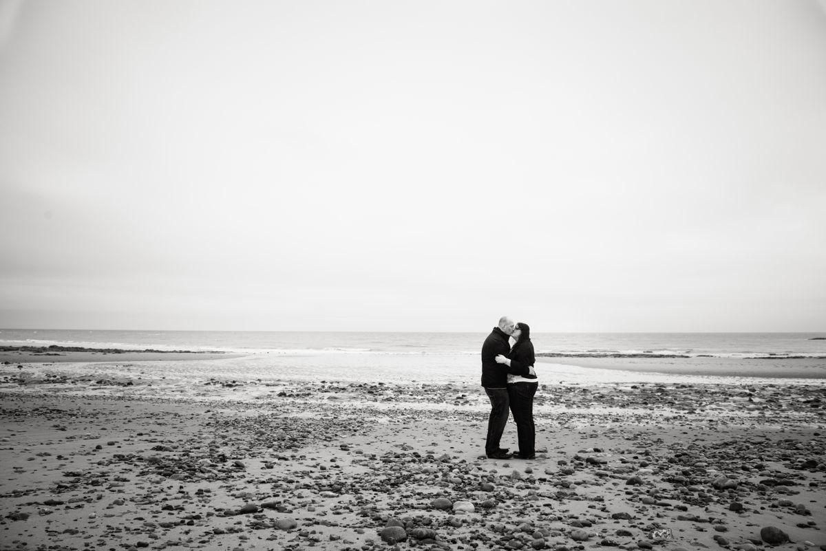langland bay engagement shoot � nia amp jason 187 gareth jones