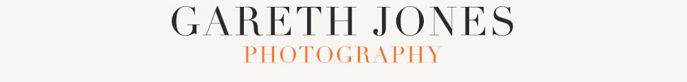 Gareth Jones Photography – Wedding and Portrait Photographer in Swansea, South Wales logo