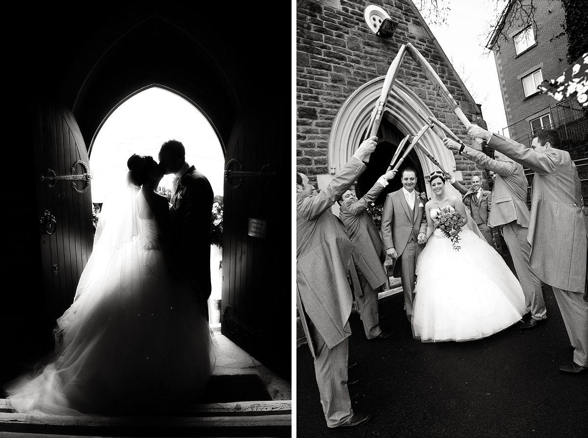 King Arthur Wedding – Leanne & Andrew