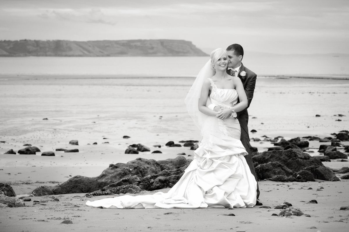 Oxwich Bay Wedding – Catrin & Michael
