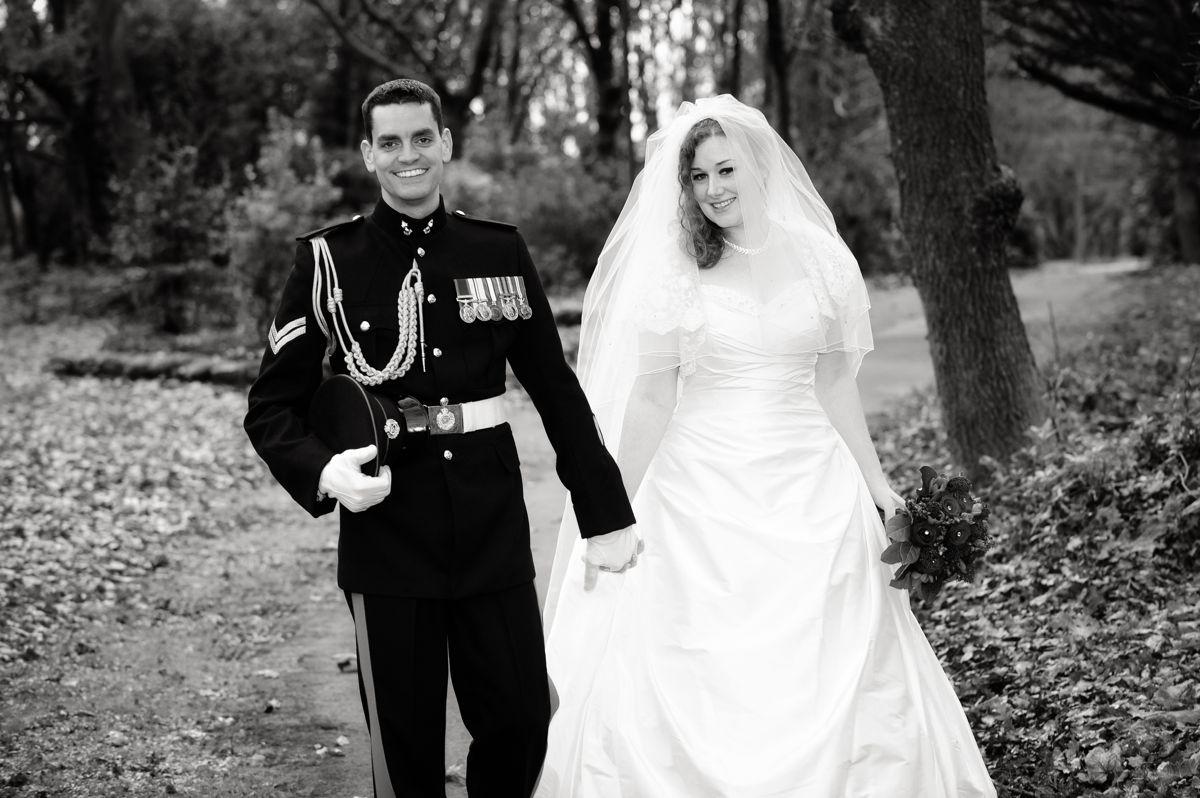 Manor Park Wedding – Mikala & Rhys