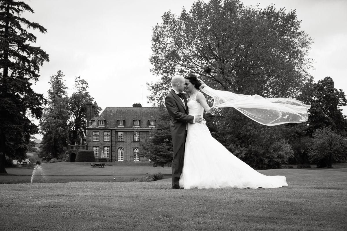 Llansantffraed Court Wedding – Aimee & Jordan