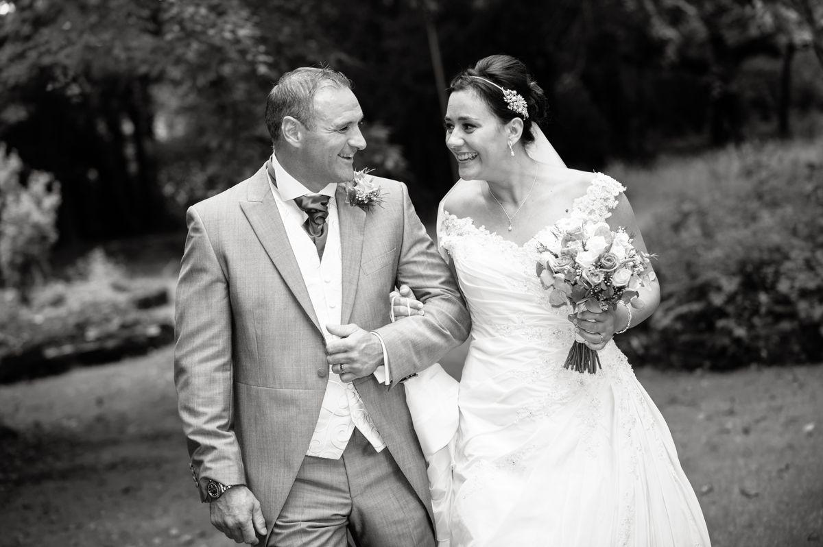 Manor Park Wedding – Helen & Lee