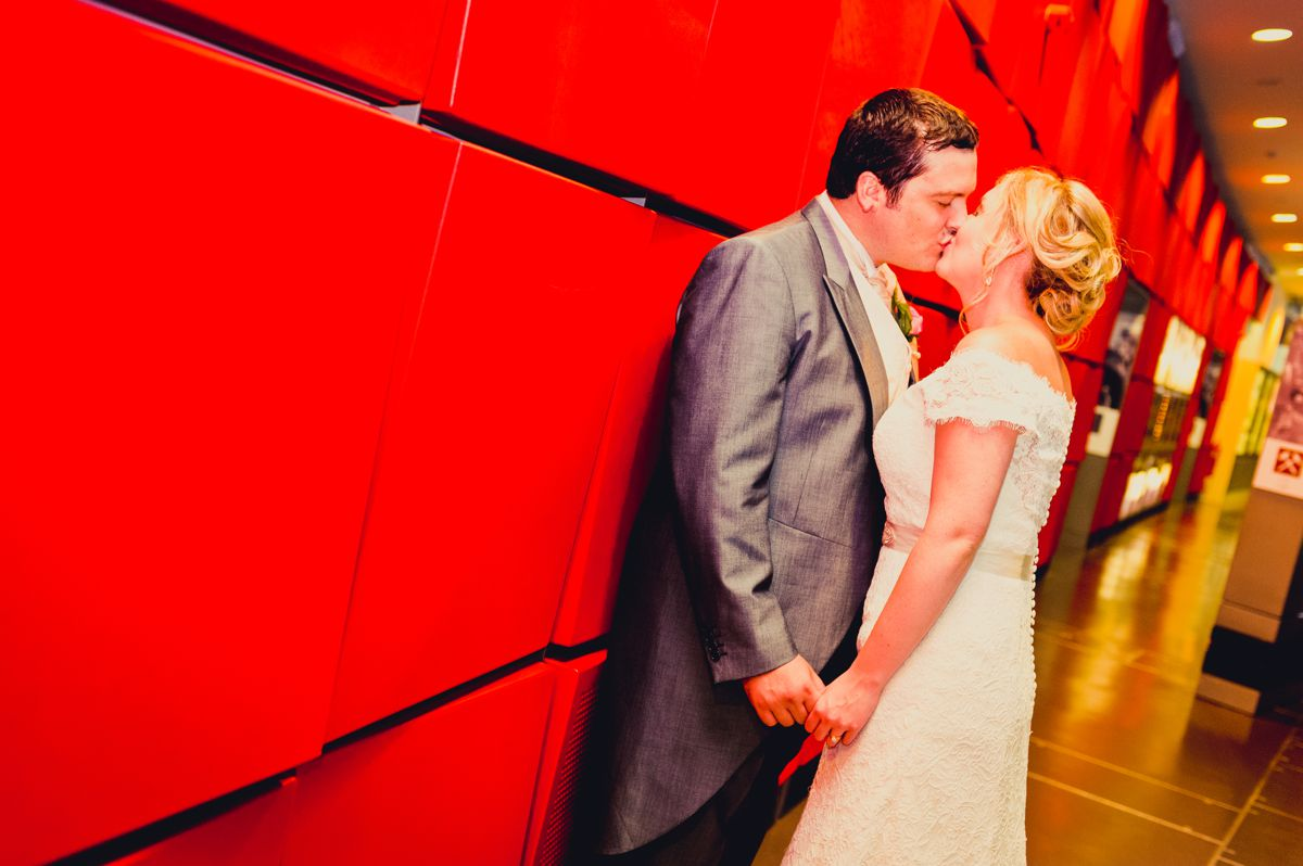 Waterfront Museum Wedding – Amy & Thomas