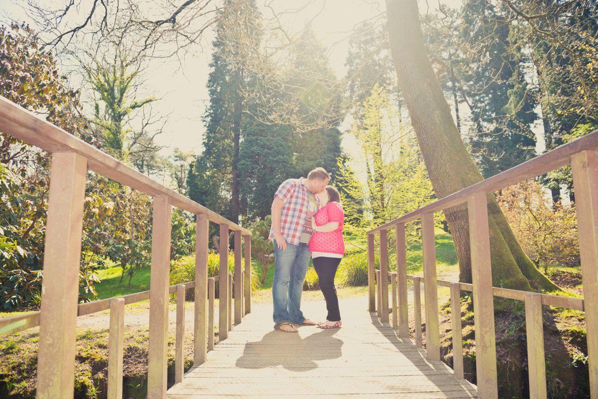Clyne Gardens Engagement Shoot – Lyndsey & Luke