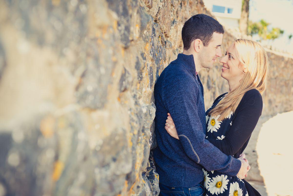 Oxwich Bay Engagement Shoot – Sarah & Brett