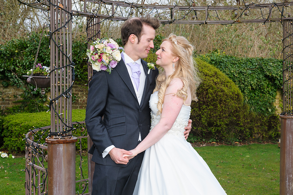 De Courcey's Manor Wedding – Harriet & Robert