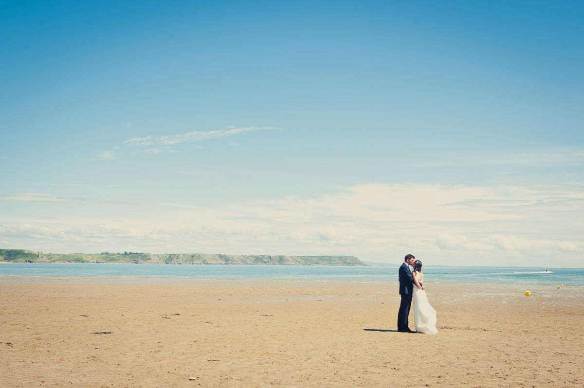 Oxwich Bay Wedding – Lucy & Gareth