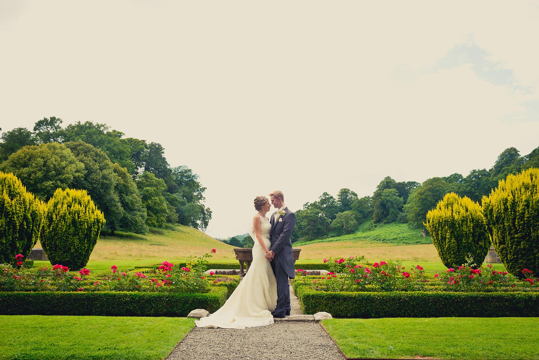 Cawdor Wedding – Nia & Ben