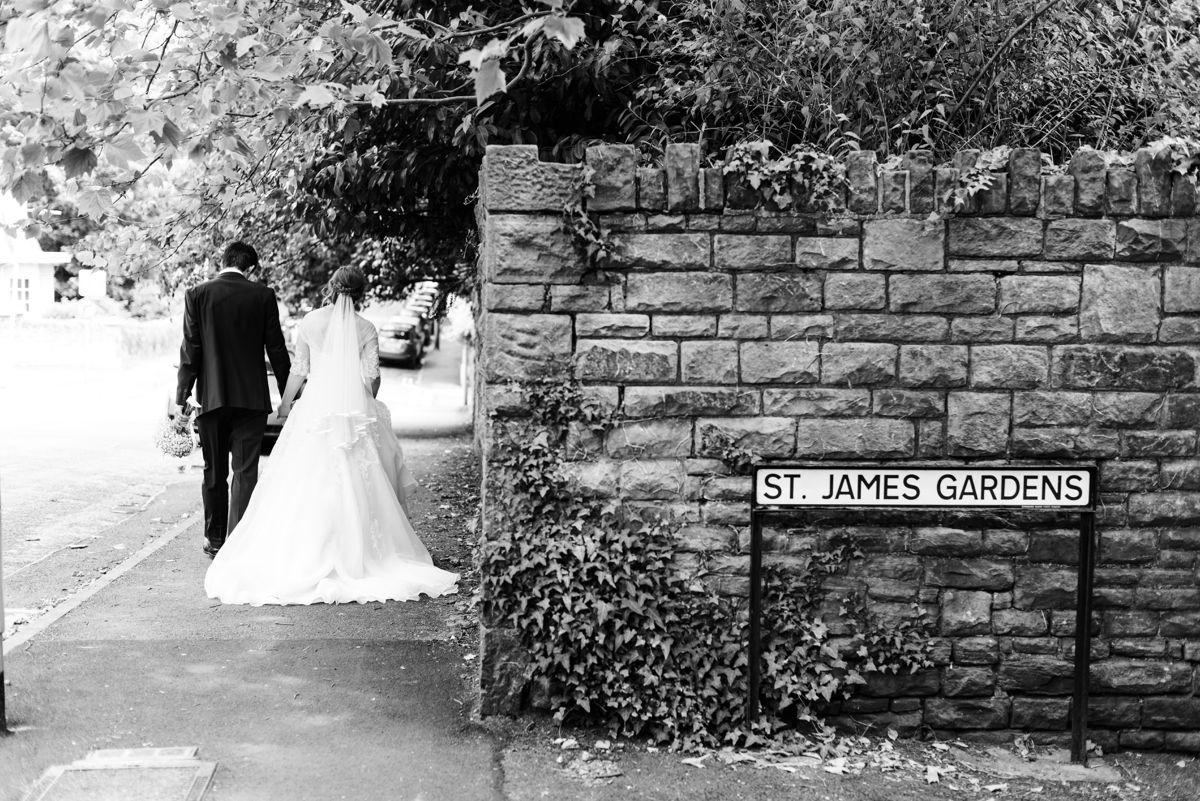 St James' Church Wedding – Emma & Caleb