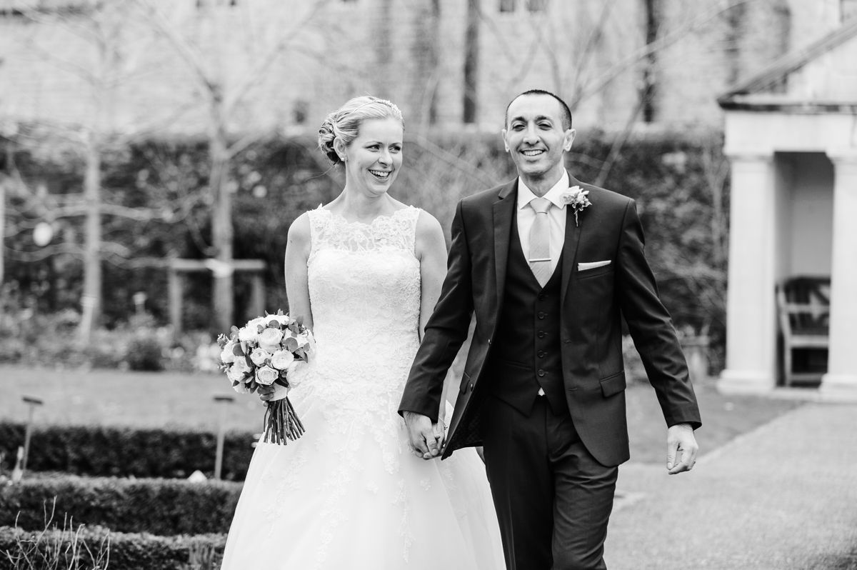 De Courcey's Manor Wedding Photography – Caroline & Joseph