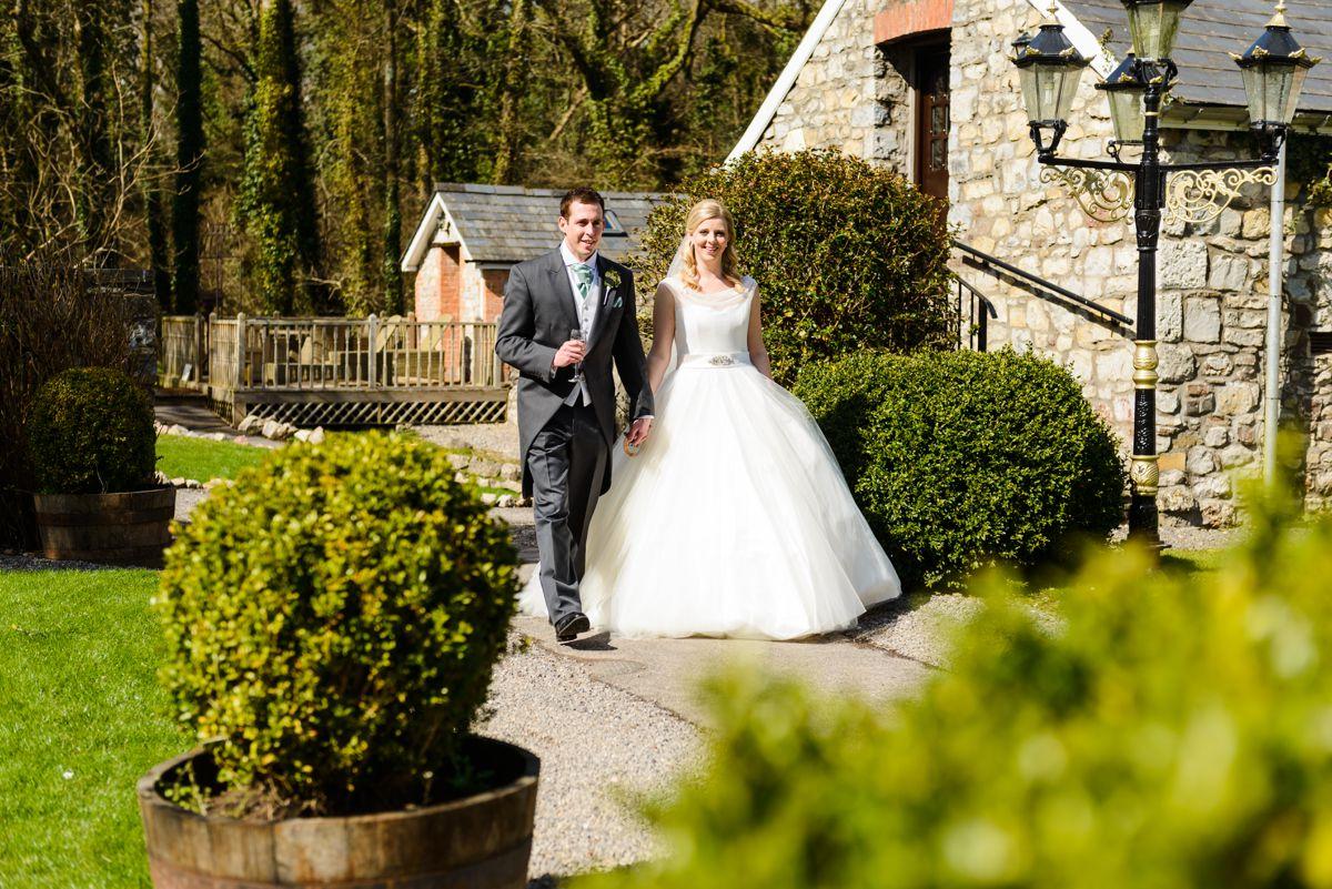 Pencoed House Wedding Photography – Rachel & Gavin