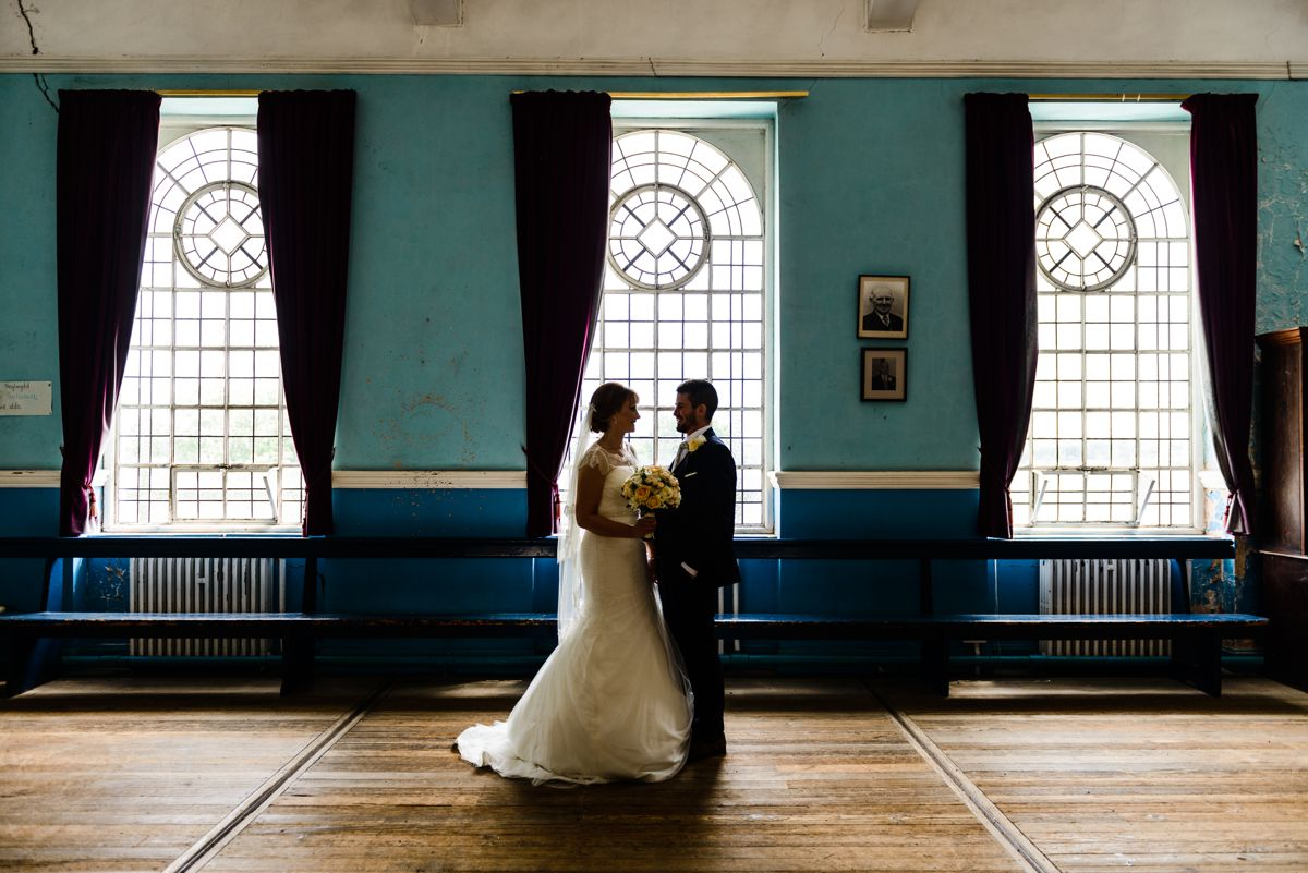Mansion House Wedding Photography – Nia & Jason