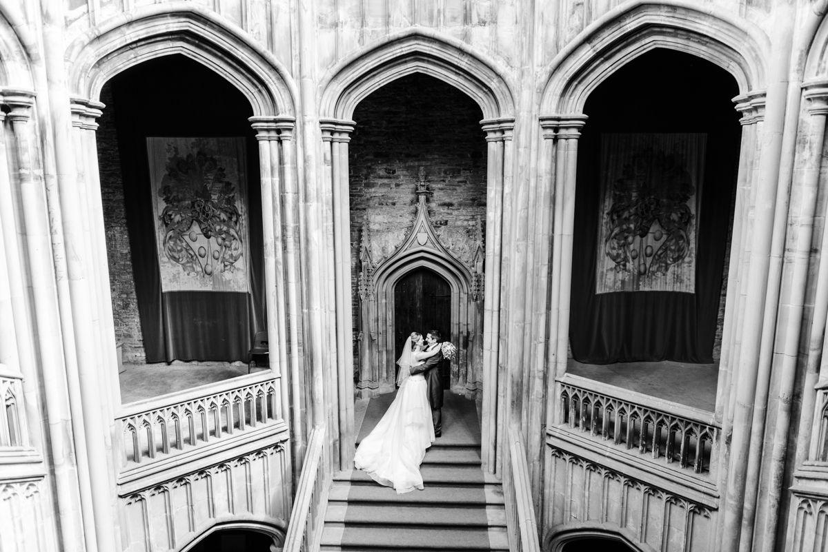 Margam Orangery Wedding Photography – Lisa & Matthew