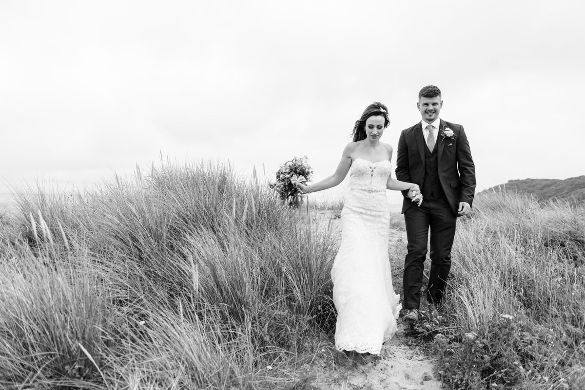 King Arthur Wedding Photography – Rhiannon & Michael