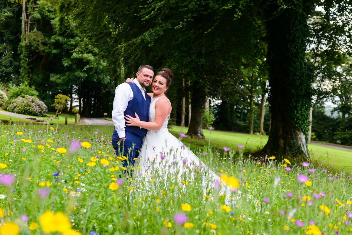 Coed Y Mwstwr Wedding Photography – Holly & Andrew