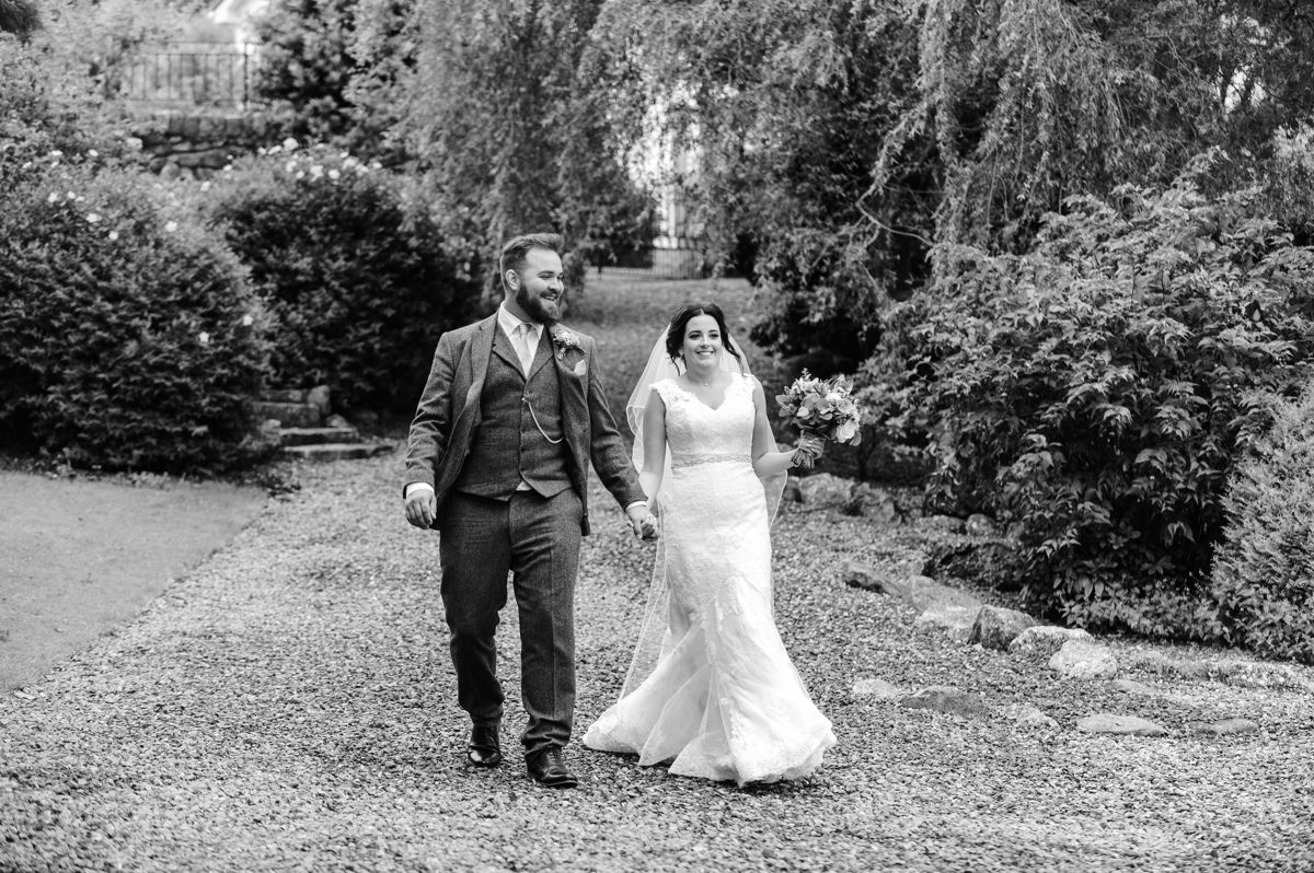King Arthur Hotel Wedding Photography- Laura & Samuel