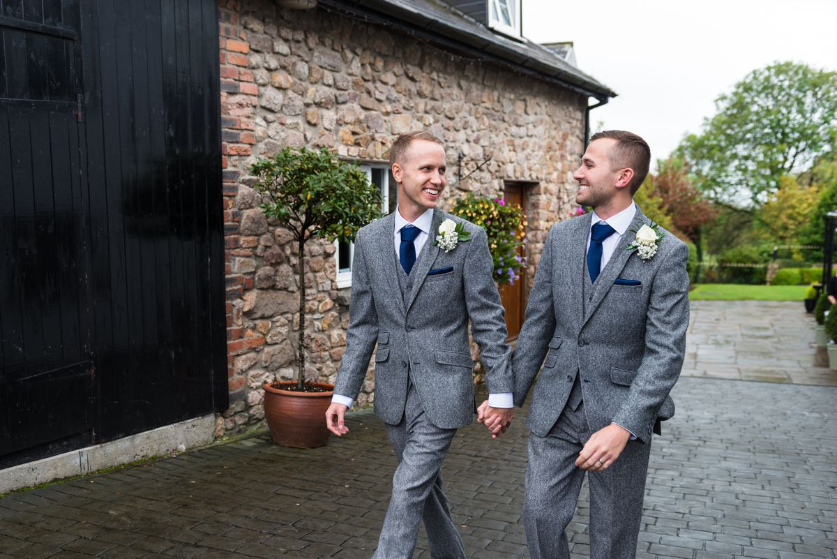 King Arthur Wedding Photography – Kyle & Shaun