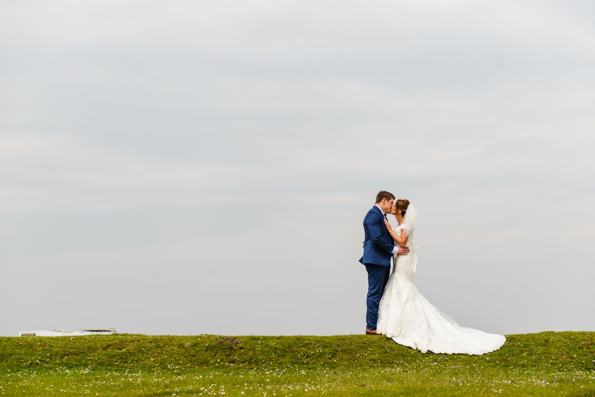 King Arthur Wedding Photography – Emily & Daniel