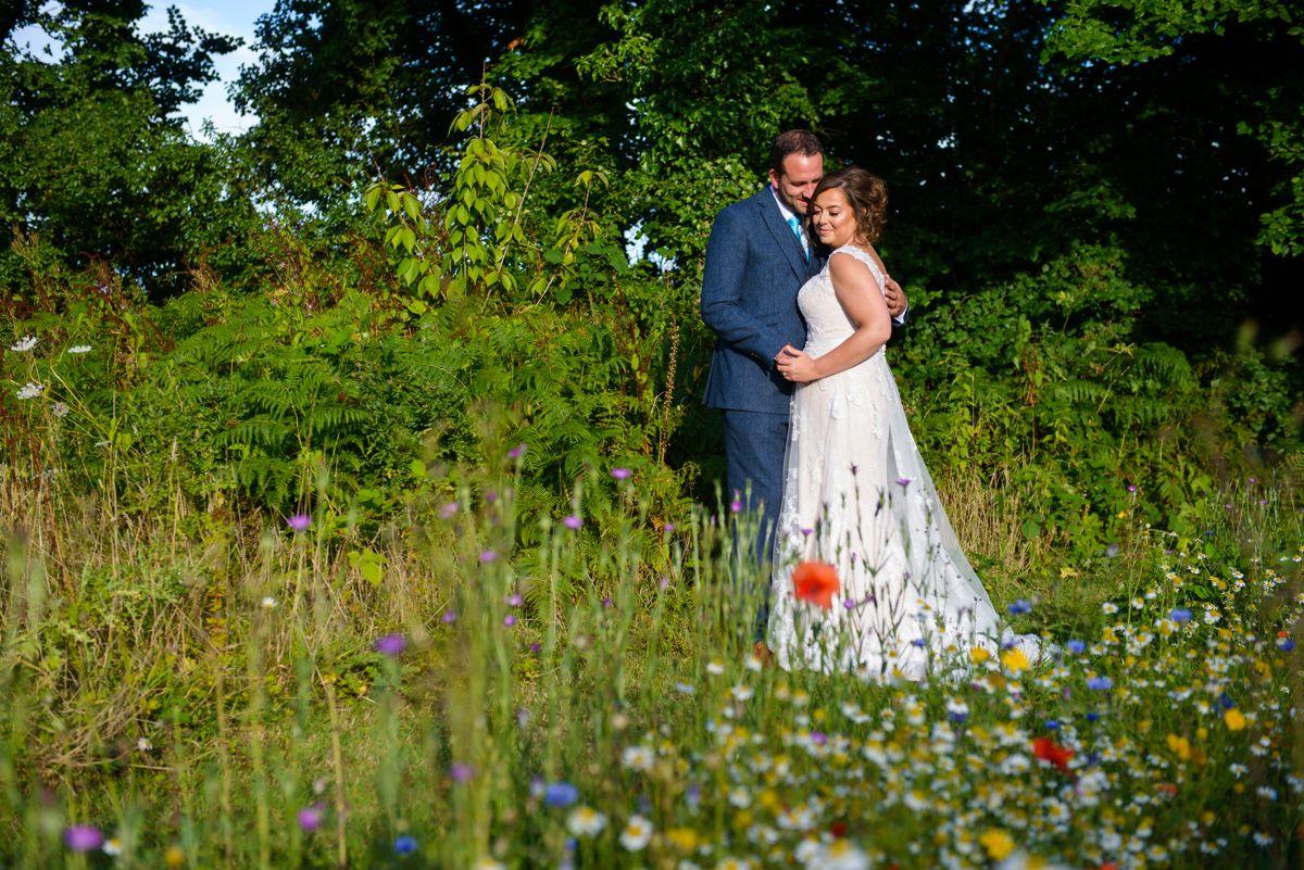 King Arthur Wedding Photography – Francesca & Robert