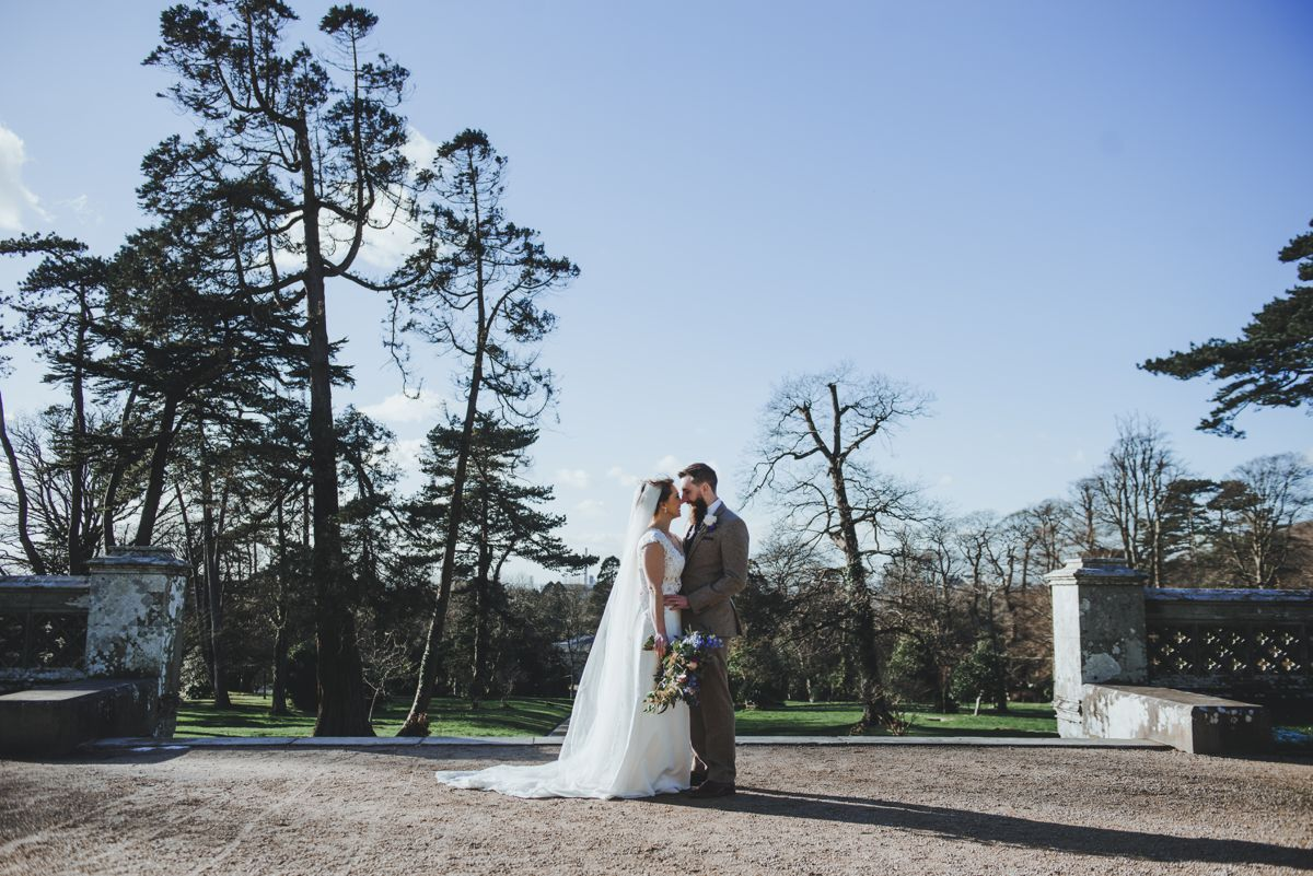 Margam Orangery Wedding Photography – Amy & Kevin