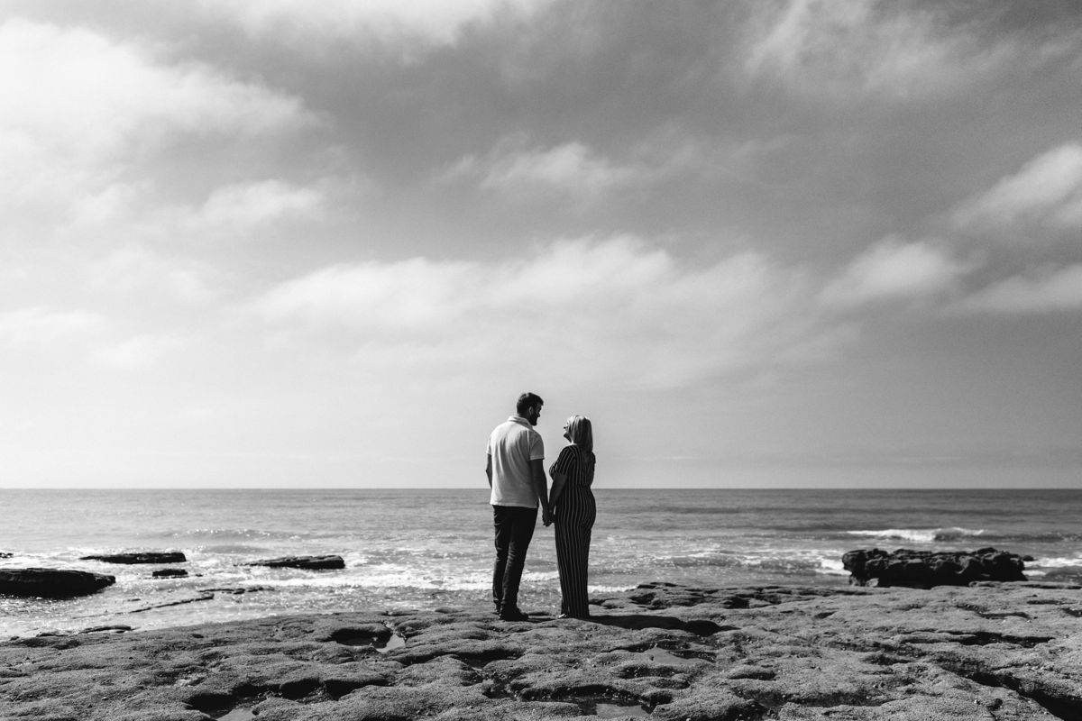 Southerndown Engagement Photos – Bridie & Jonathan