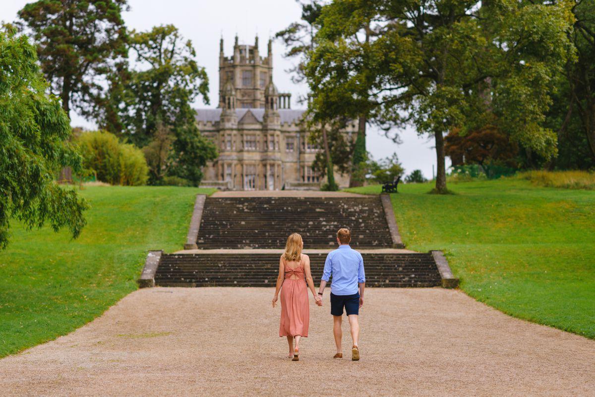 Margam Park Pre Wedding Photos – Leah & Matthew