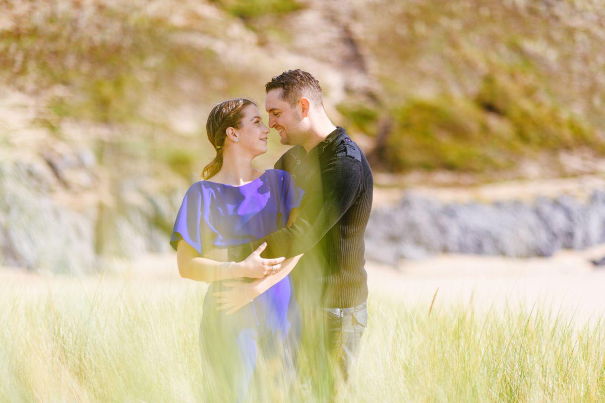 Bosherston Pre Wedding Photos – Alyshia & Craig