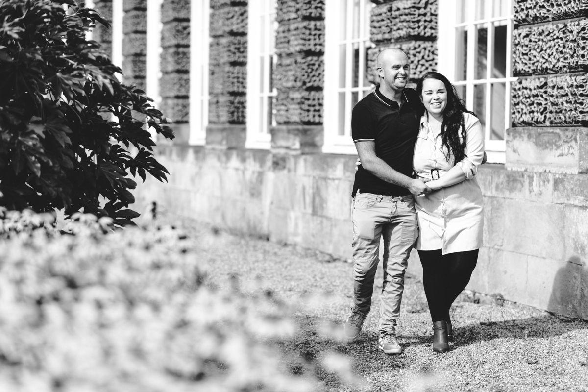 Margam Park Pre Wedding Photos – Jodie & Matthew
