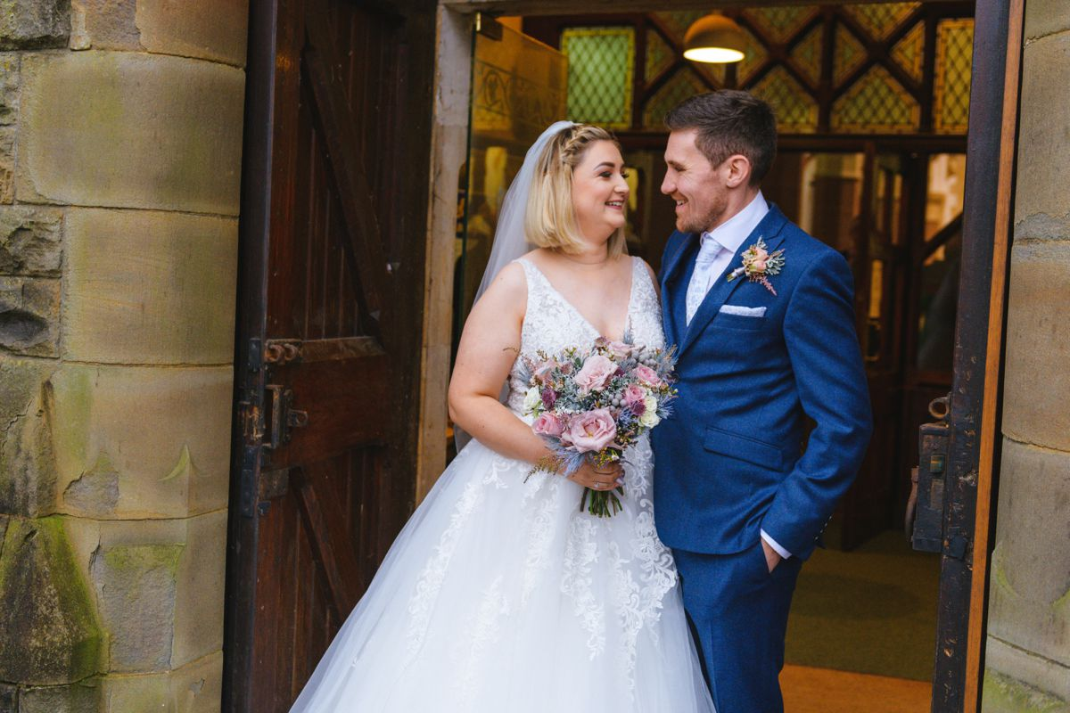 St Joseph's Cathedral Wedding – Paula & Robert