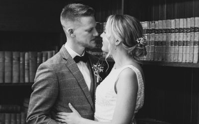 Carmarthen Registry Office Wedding – Daisy & Aidan