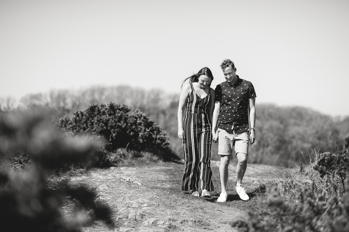 Bosherston Pre Wedding Photos
