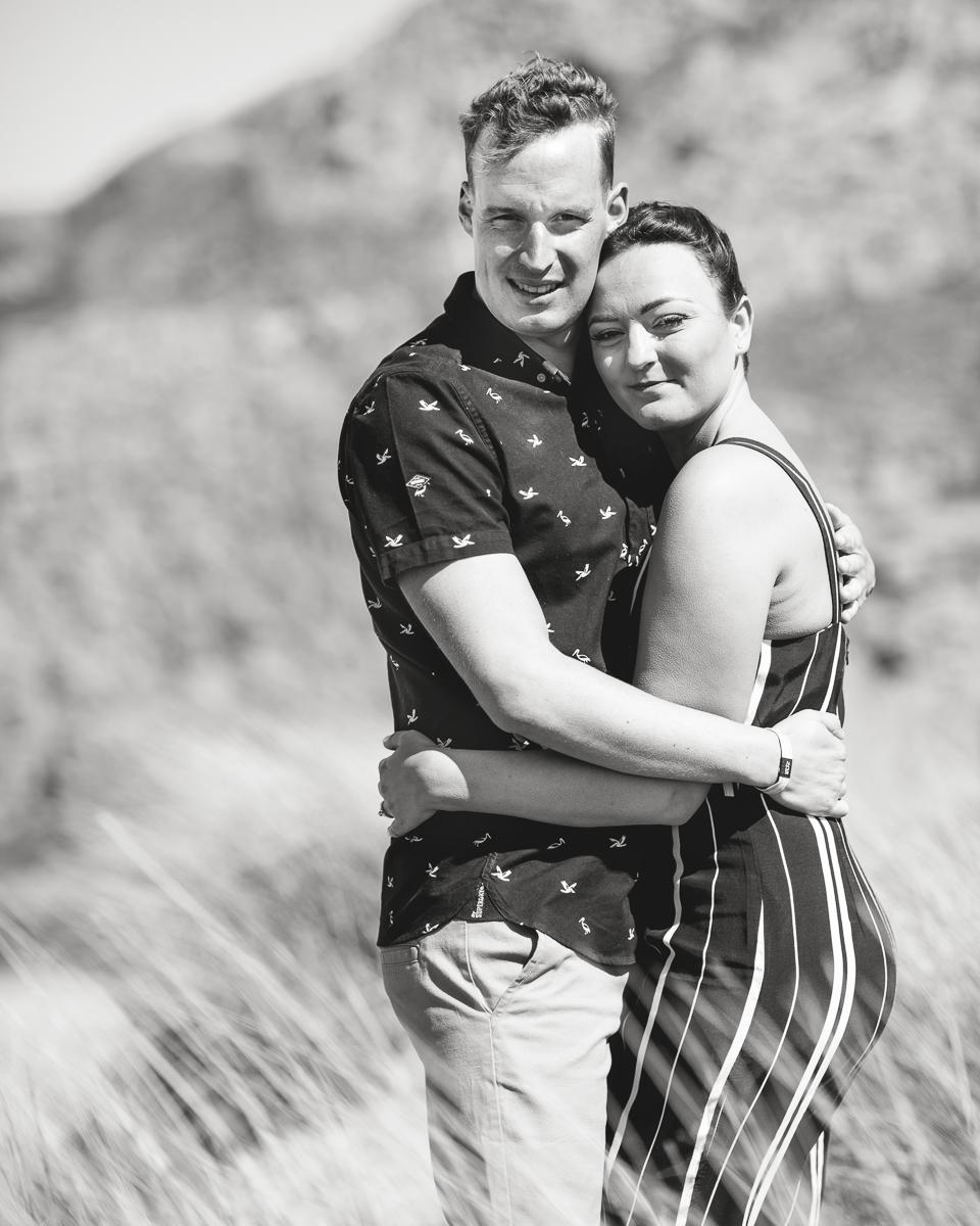 Bosherston Engagement Photos