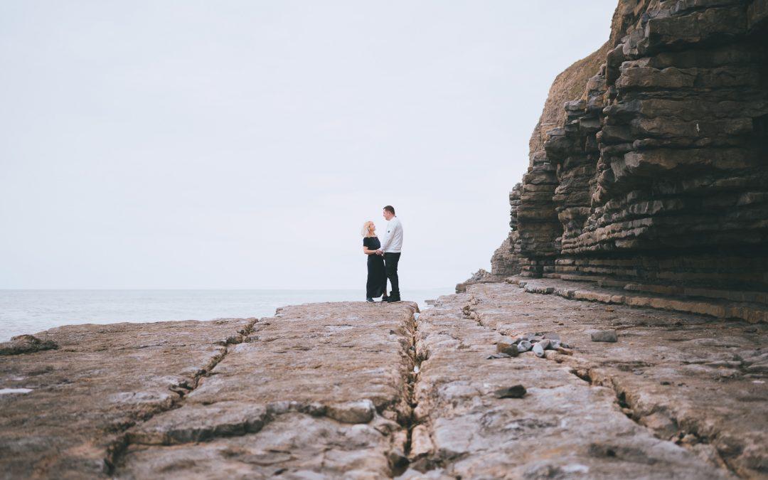 Dunraven Bay Pre Wedding Photos – Charmaine & Craig