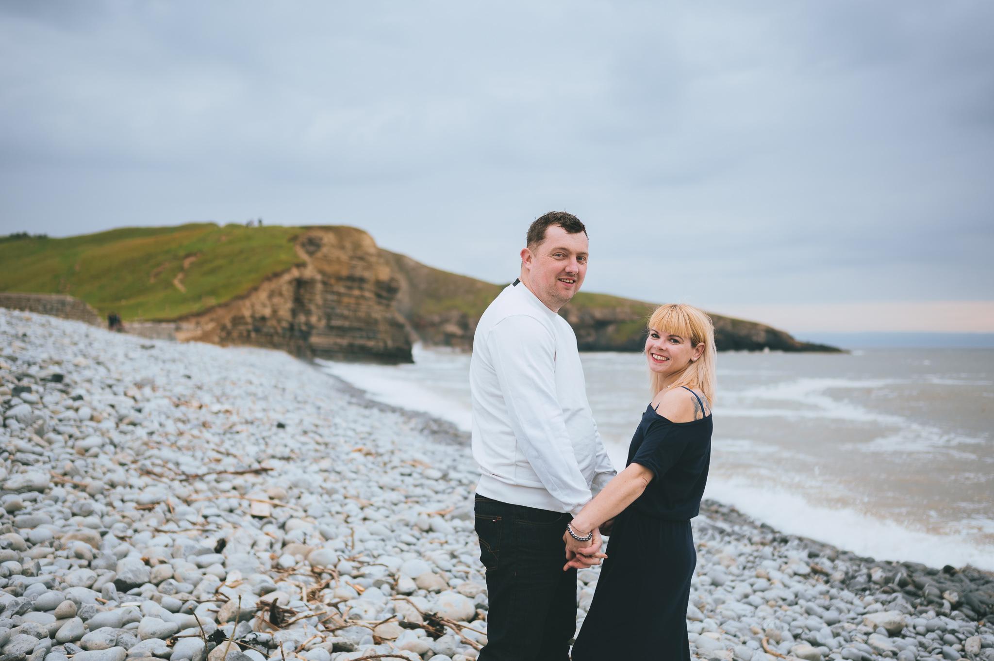 Dunraven Bay Pre Wedding Photos