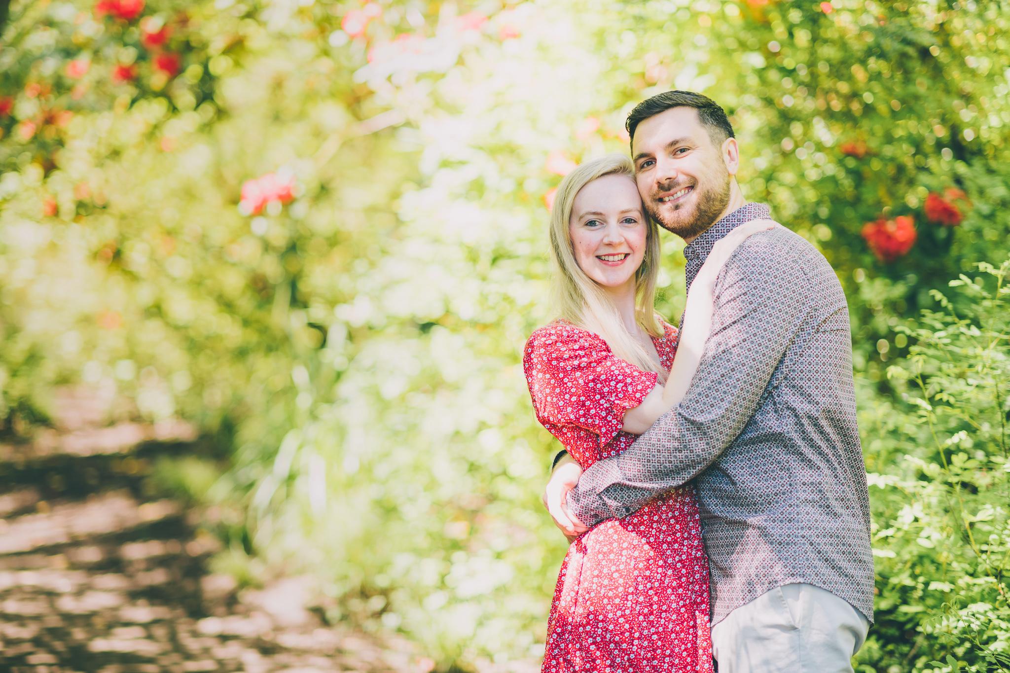 Clyne Gardens Pre Wedding Photos