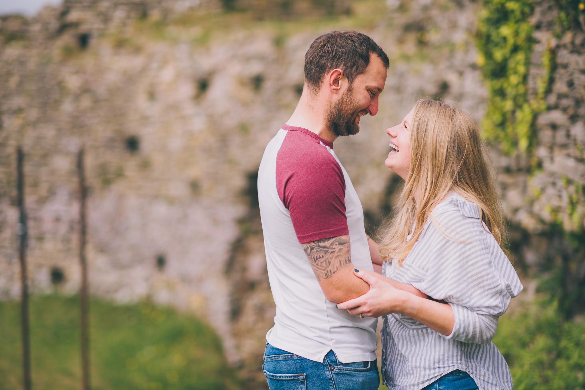 Three Cliffs Pre Wedding Photos