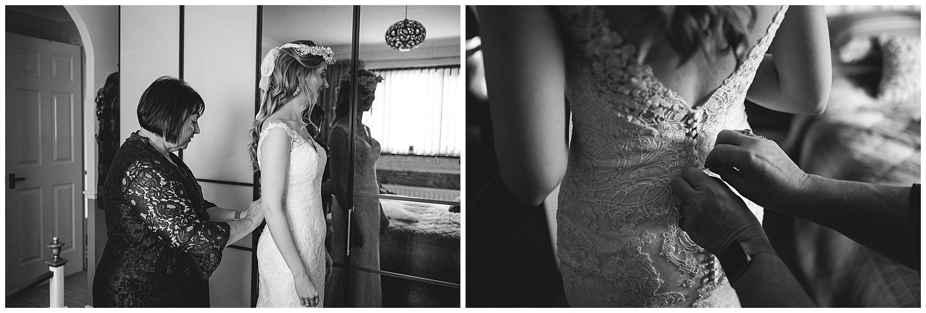 Bridal Preparations Photography