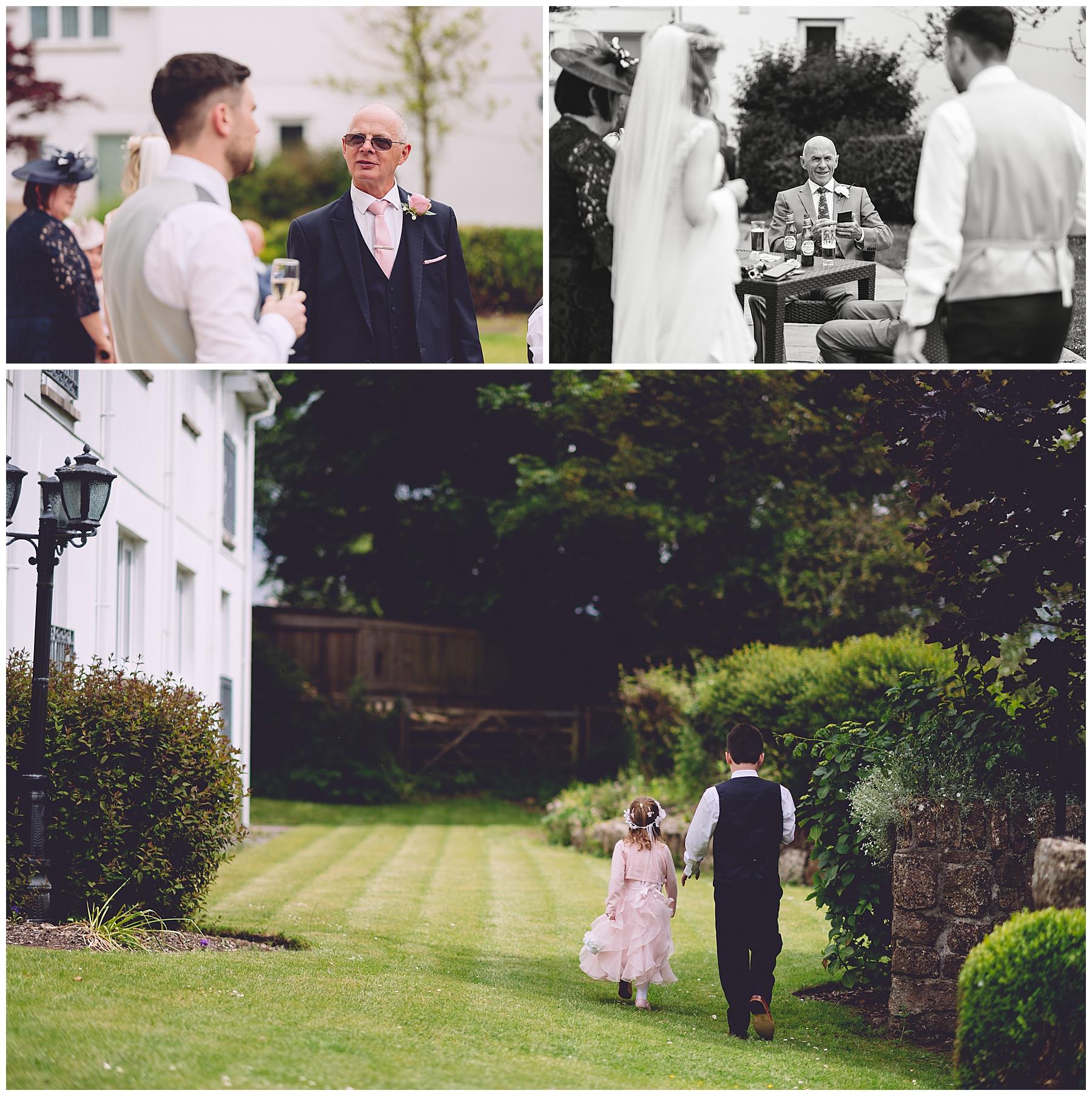 King Arthur Wedding Guests