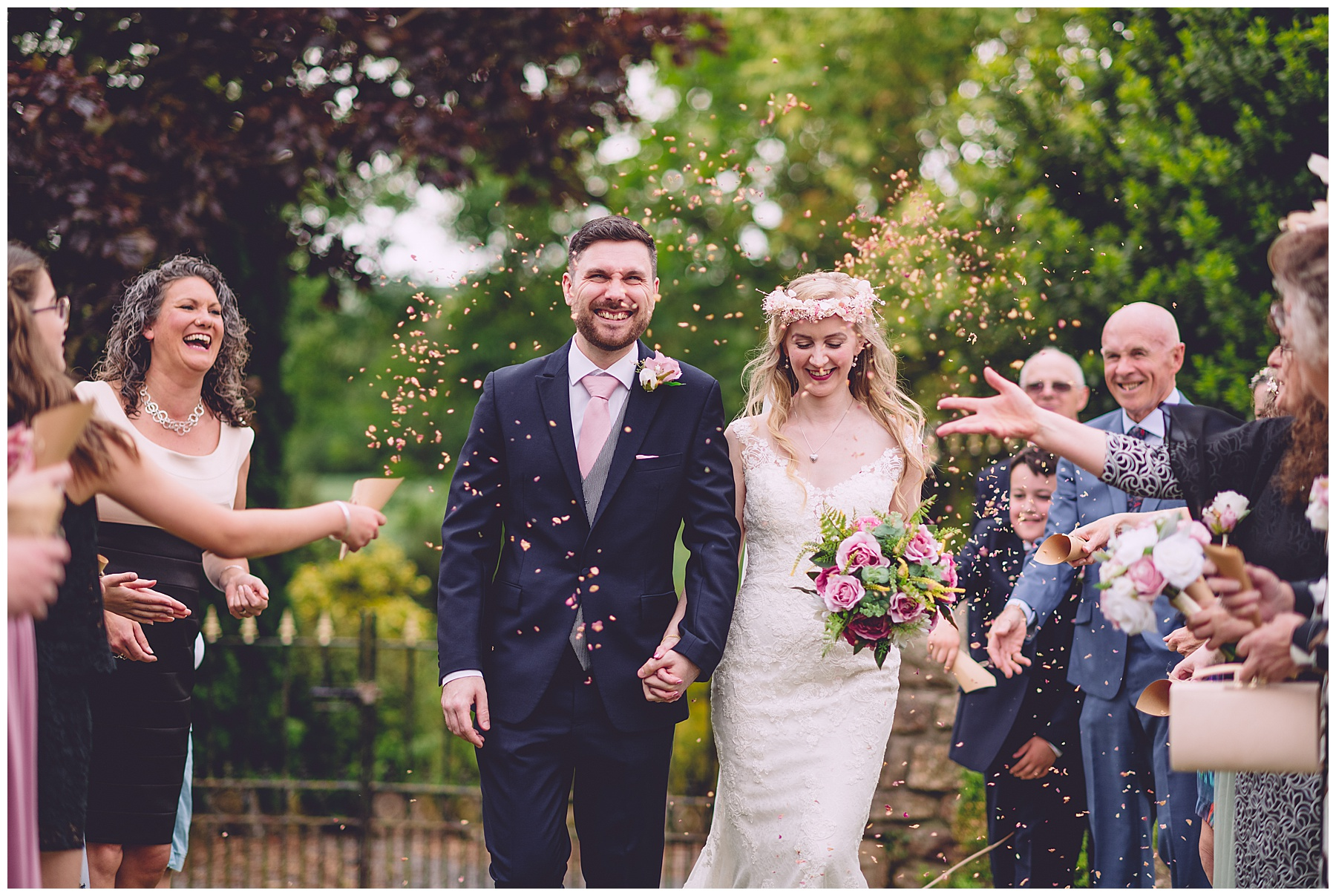 King Arthur Wedding Photos