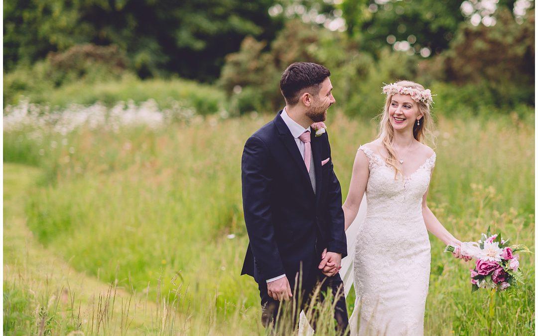 King Arthur Wedding – Georgia & Daniel