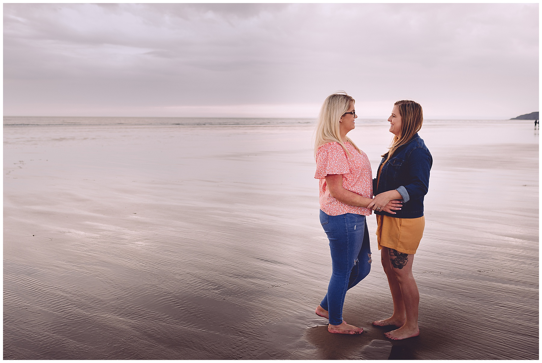 Engagement Photography at Llangennith