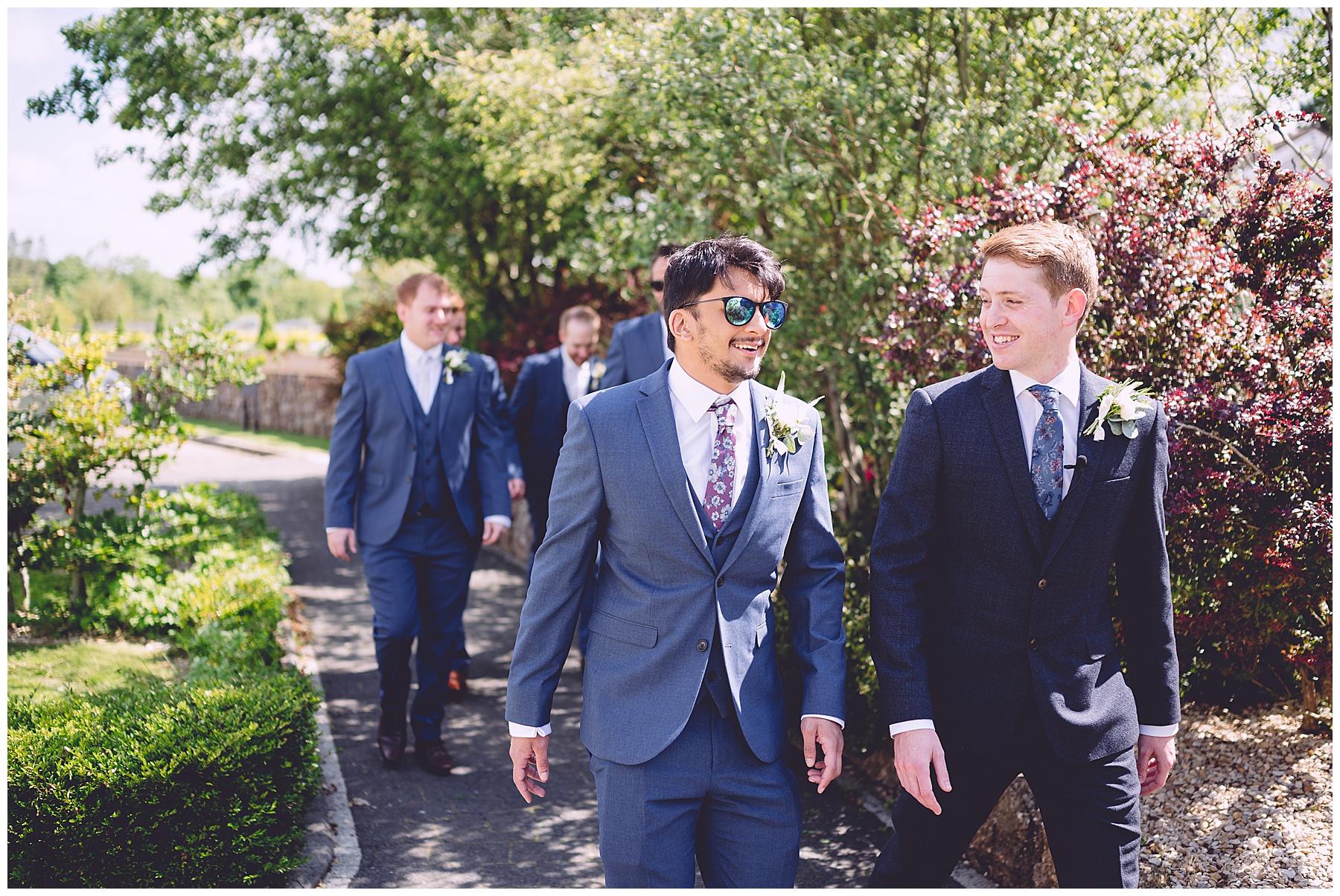Oldwalls Wedding Ceremony