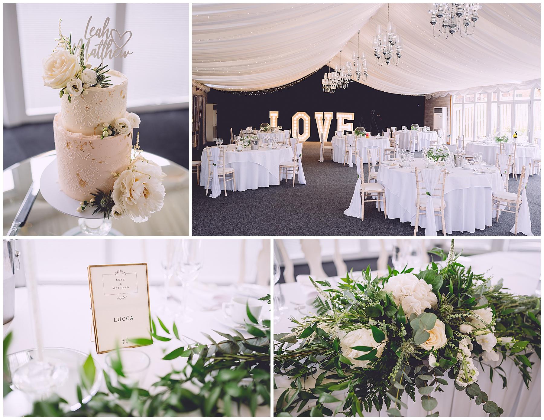 Oldwalls Wedding Decorations