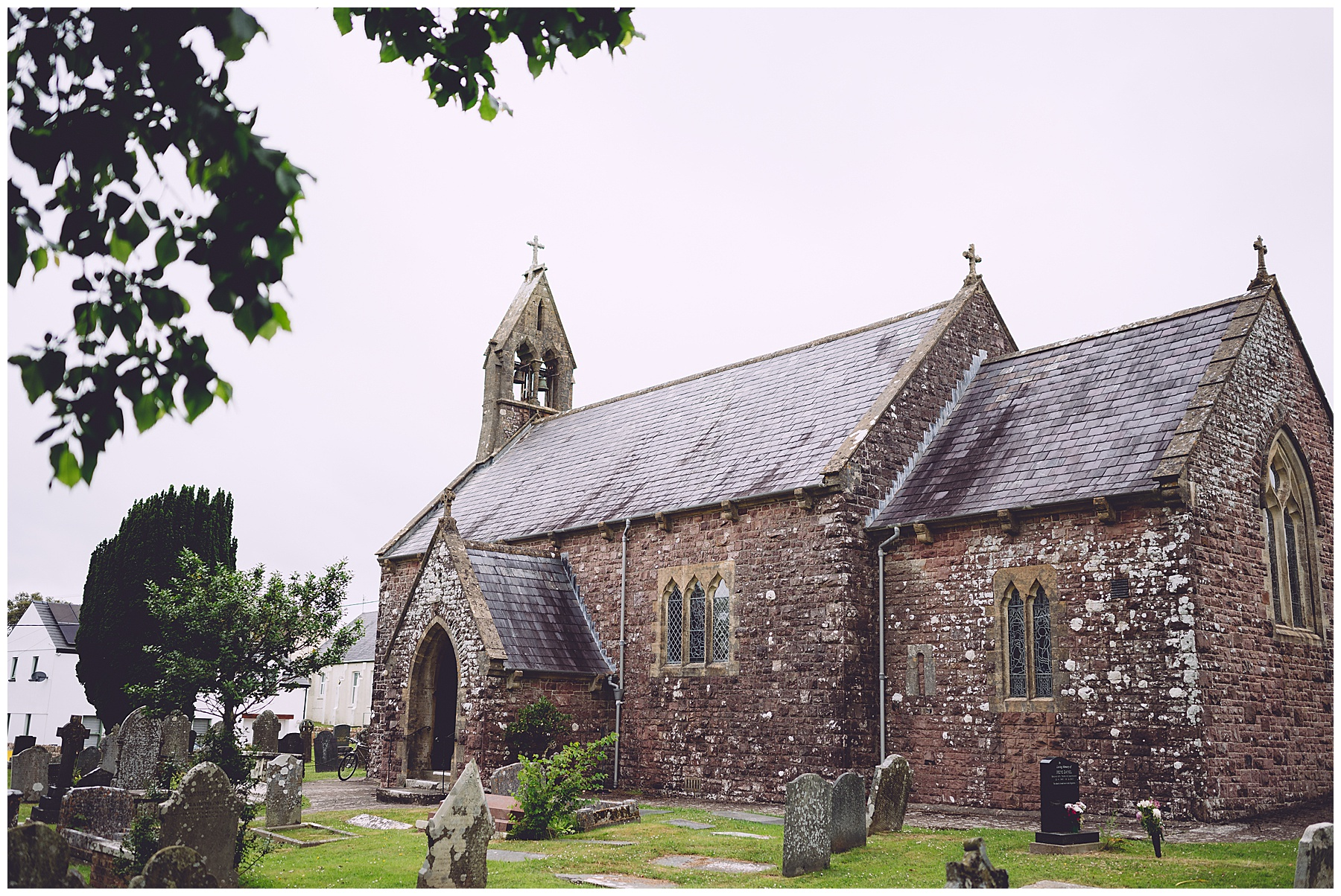 Reynoldston Church Gower