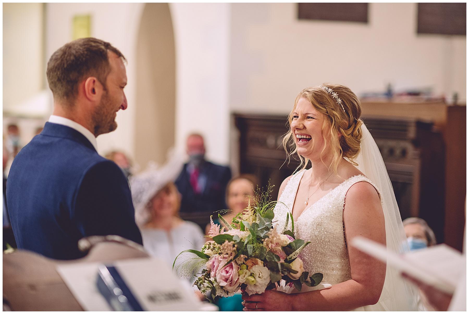 Reynoldston Church Wedding
