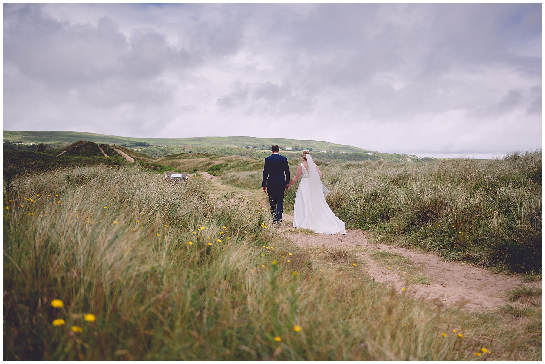 Oxwich Wedding Photos