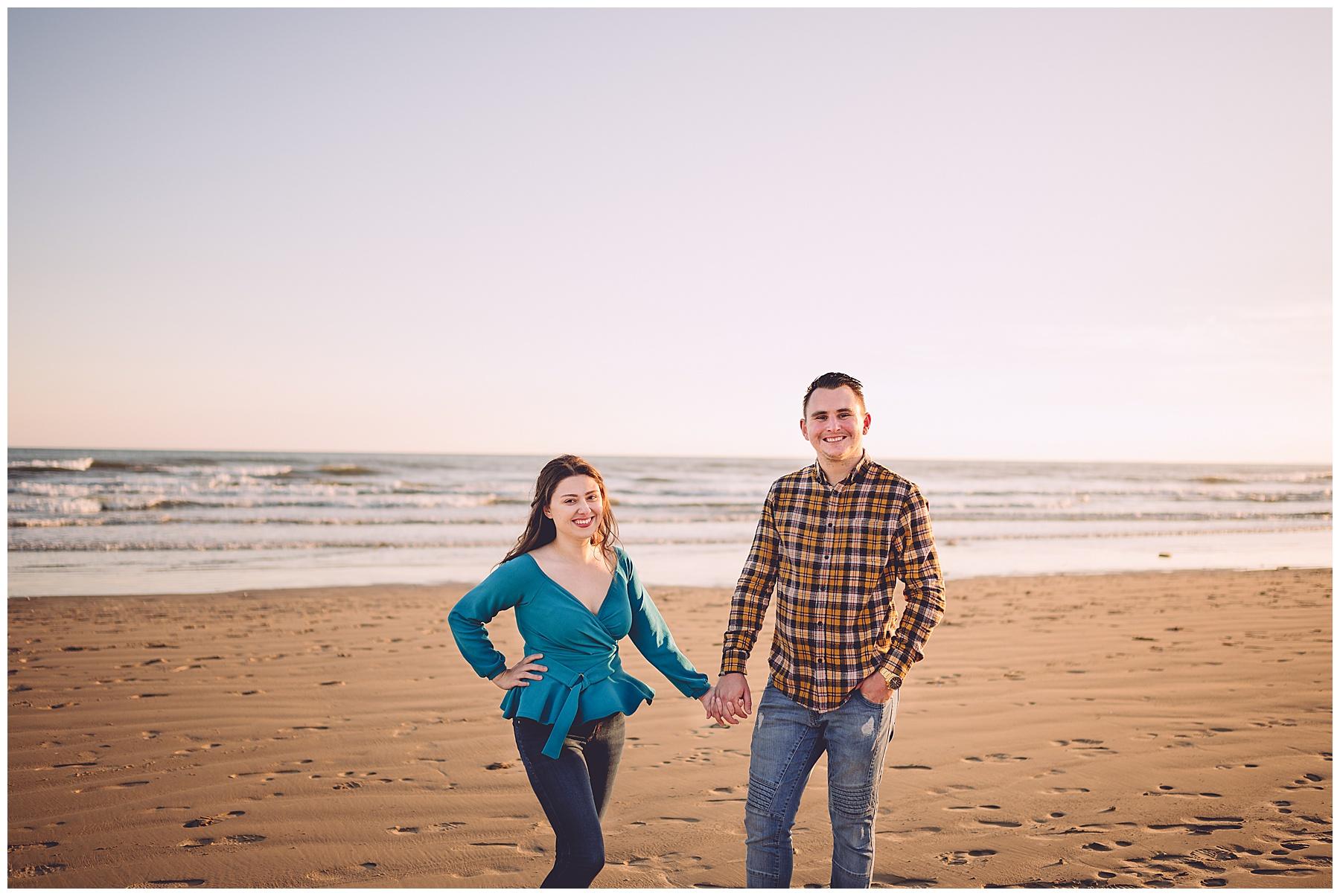 Pembrey Engagement Photos