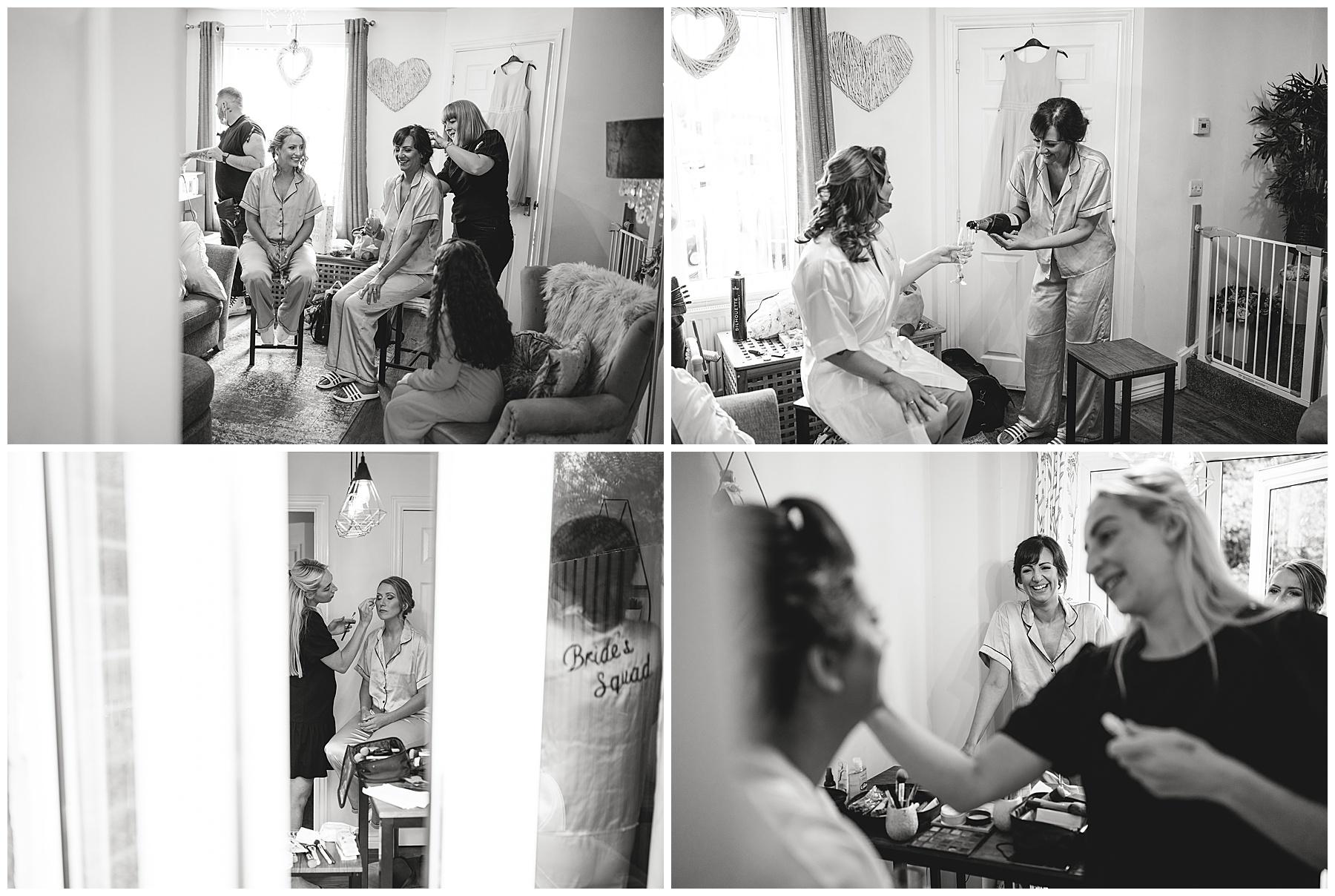 Bridal Preparations Photos